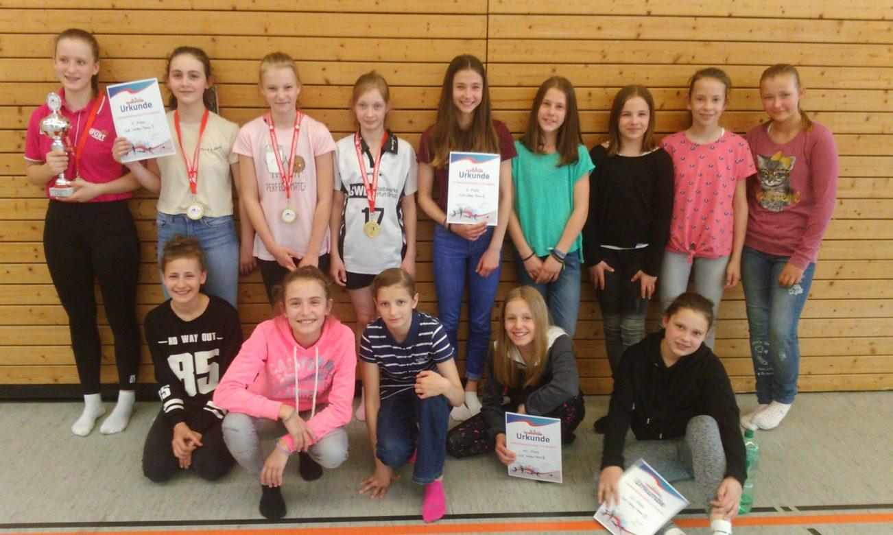 U13 wird Thüringenmeister