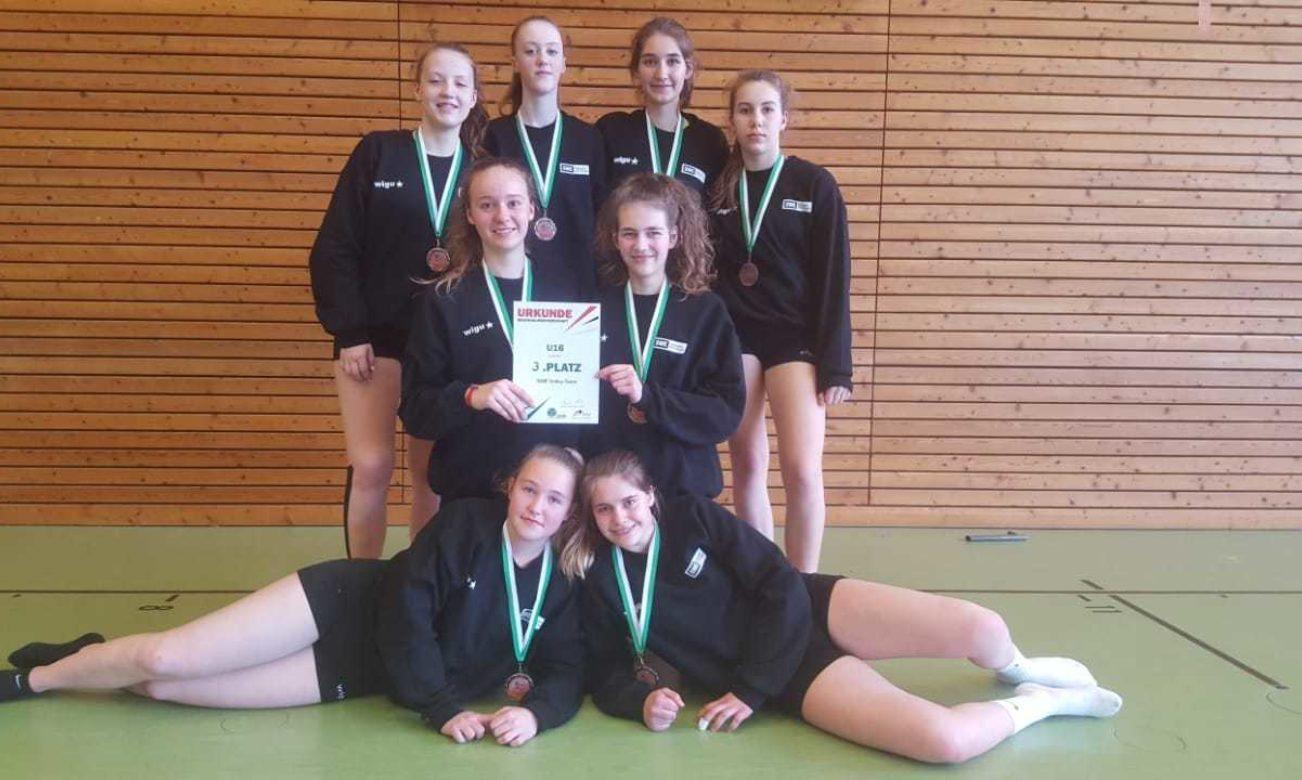U16 mit Bronze bei der Regionalmeisterschaft