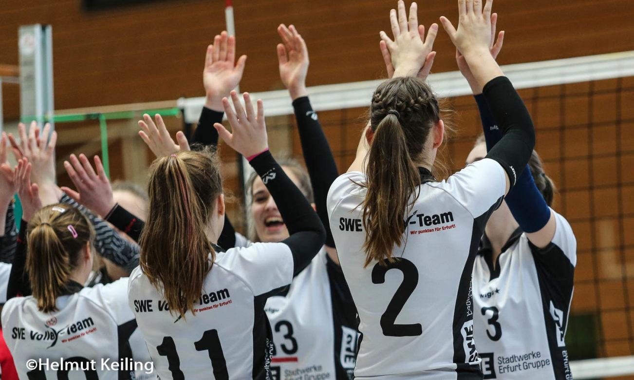 Werde Mitglied im SWE Volley-Team
