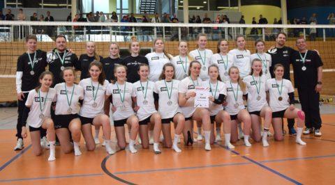 U20 U16 Vizeregionalmeisterinnen 2019 Large