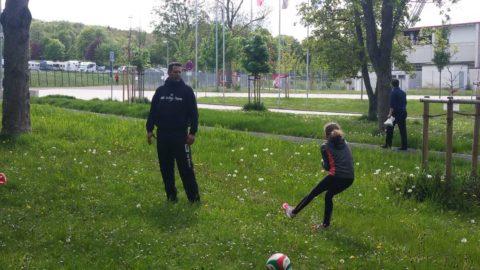 Erstes Training Im Mai3