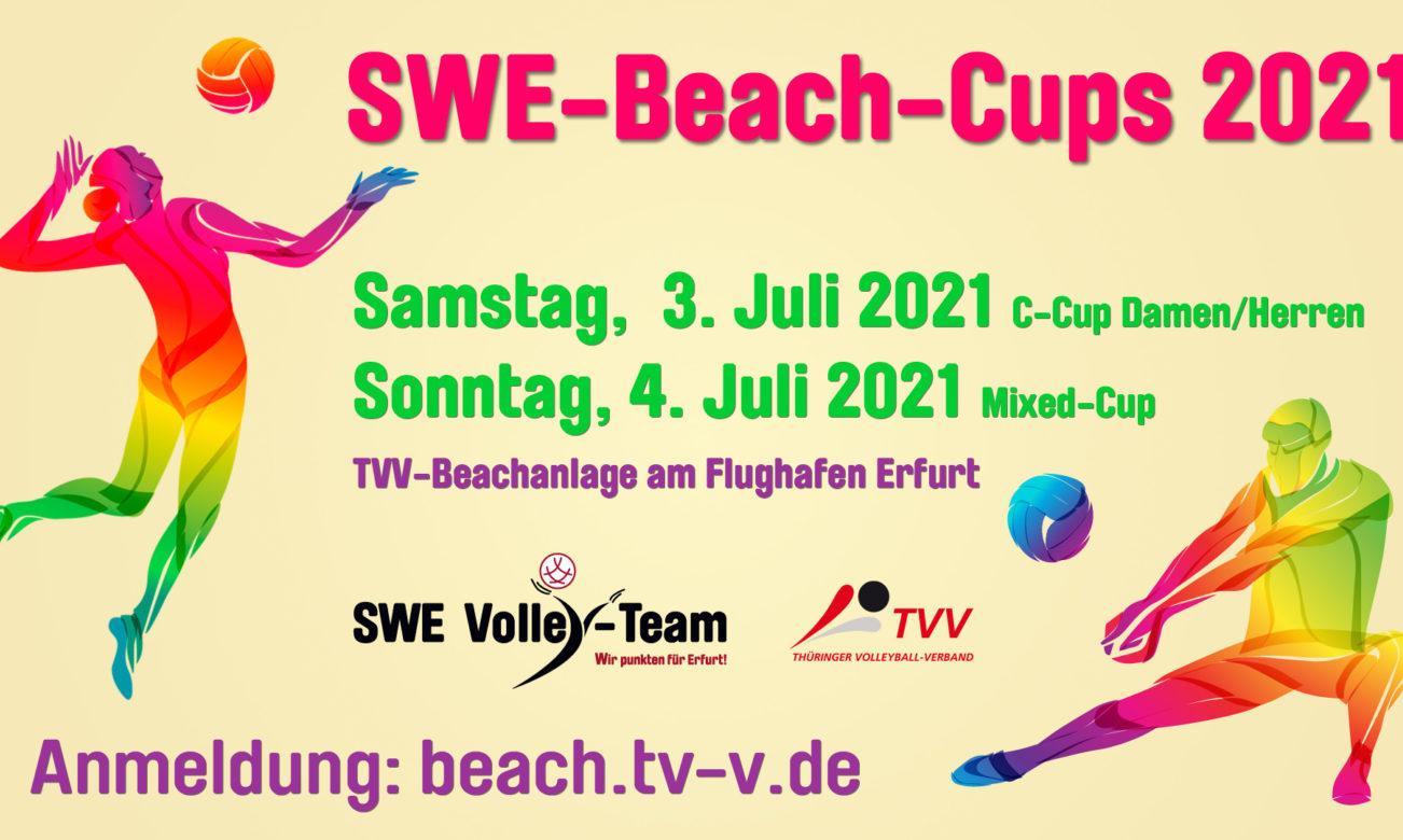 SWE Beach Cup am 3. und 4. Juli