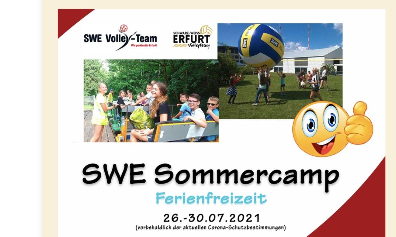 Coole Ferienfreizeit vom 26. bis 30.07. in Erfurt