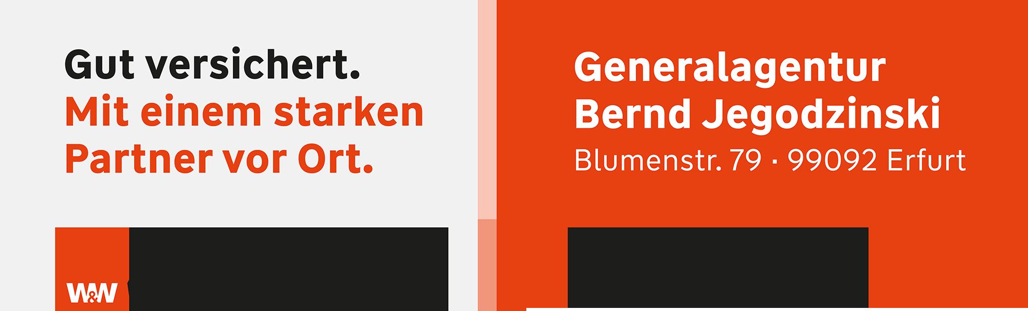 Württembergische Versicherung - Bernd Jegodzinski
